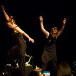 spectacle jeune public-musique-chant-danse-arts visuels-les boites sauvages-angers